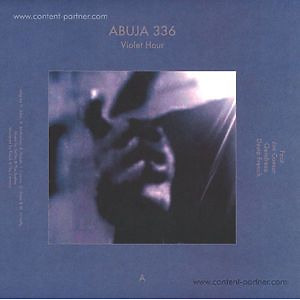 Abuja 336 - Violet Hour / Sega & Chess (Behind This Wall)