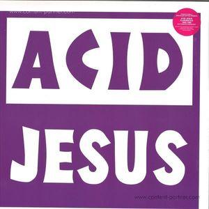 Acid Jesus - Flashbacks 1992-1998 (3x12LP) (Alter Ego Recordings)