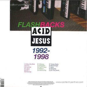 Acid Jesus - Flashbacks 1992-1998 (3x12LP)