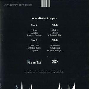 Acre - Better Strangers (2x12'')