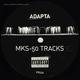Adapta Mks-50 Tracks