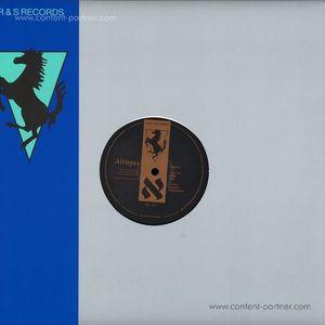 Afriqua - Aleph (R&S Records)