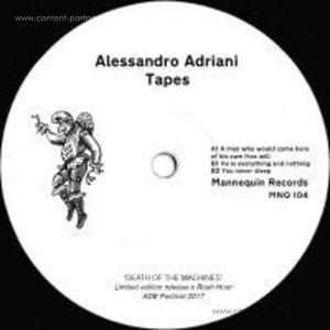 Alessandro Adriani - Tapes (mannequin)