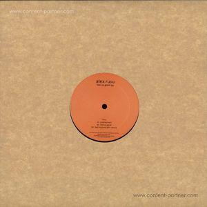 Alex Rusu - Feel So Good EP