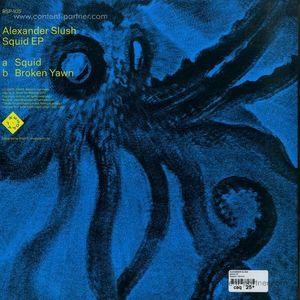 Alexander Slush - Squid EP