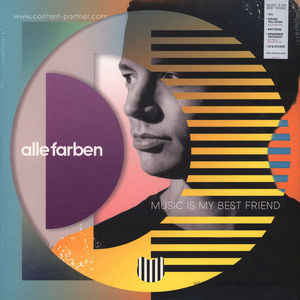 Alle Farben - Music Is My Best Friend (2LP+CD) (B1 Recordings / Sony Music)