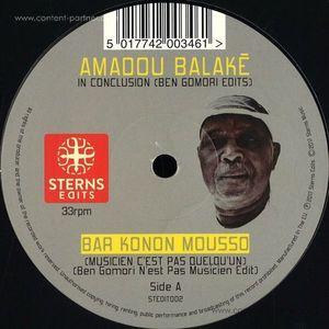Amadou Balake / Ben Gomori - In Conclusion ( Ben Gomori's Edits) (Sterns Edits)