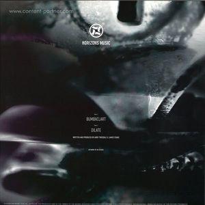 Amoss - Bumbaclart / Dilate (Red vinyl)