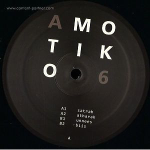 Amotik - Amotik 006 (Vinyl Only) (Amotik Records)