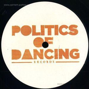 Andrade - The Bridge EP (Politics Of Dancing)