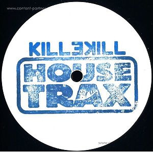 Andreas Gehm - Living That Life Ep (Killekill House Trax)