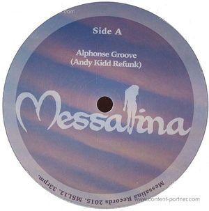 Andy Kidd / Situation / Lucci Capri - Messalina Volume 12 (messalina)