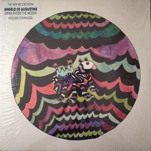 Angelo De Augustine - Swim Inside The Moon (LP) (Asthmatic Kitten)