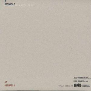 Antigone - Ostinato
