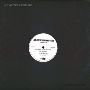 Archie Hamilton - Driven Ep