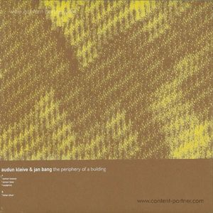 Audun Kleive & Jan Bang - The Periphery Of A Building (Gratone)