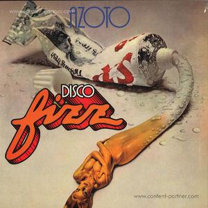 Azoto - disco Fizz (mondo groove)