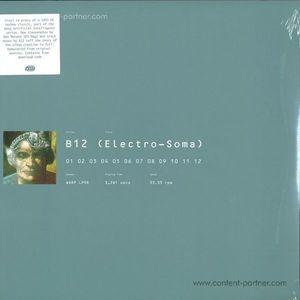 B12 - Electro-Soma (Remastered 2LP+MP3+Poster/ (Warp)
