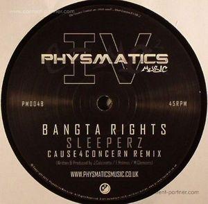 BANGTA RIGHTS - PHYSMATICS IV: BANGTA RIGHTS – SLEEPERZ