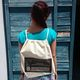 Backpack 808 100% cotton backpack