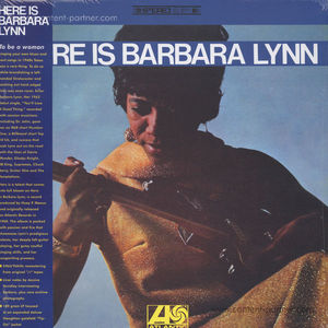 Barbara Lynn - Here Is Barbara Lynn (180g) (light in the attic)