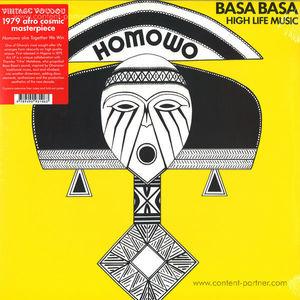 Basa Basa - Homowo (Vintage Voudou)