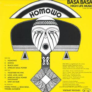 Basa Basa - Homowo