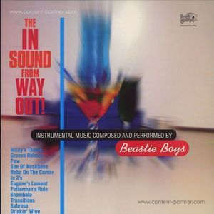 Beastie Boys - The In Sound From Way Out (180g LP Repre (Capitol)
