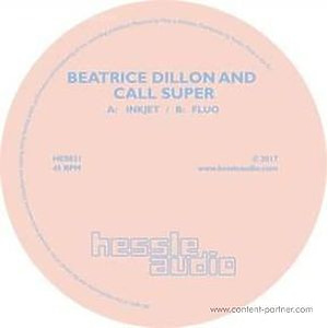 Beatrice Dillon & Call Super - Injekt / Fluo (hessle audio)