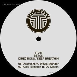 Beton - Directions / Keep Breathin (Twin Turbo)