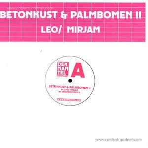 Betonkust & Palmbomen II - Leo / Mirjam (incl Legowelt Remix) (Dekmantel Records)