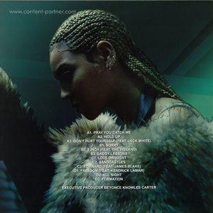 Beyonce - Lemonade (Ltd. 2LP Yellow Vinyl, gatefol