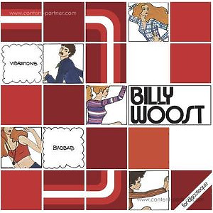 Billy Woost - Vibrations (Best Records Italy)