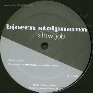 Bjoern Stolpmann - Slow Job (Brendon Moeller Remix)