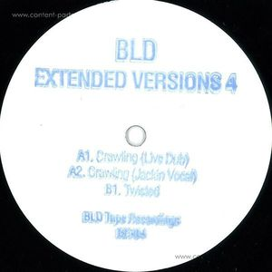 Bld - Extended Versions 4 (Vinyl Only) (BLD Tape Recordings)