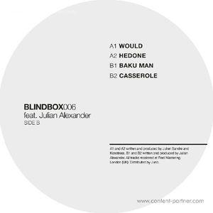 Blind Box/julian Alexander - Blind Box 006