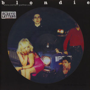 Blondie - Platic Letters (Ltd. Edit. Picture Disc) (Universal)