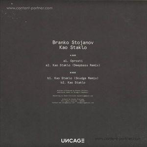 Branko Stojanov - Kao Staklo
