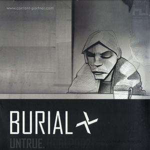 Burial - Untrue (2LP) (Hyperdub)