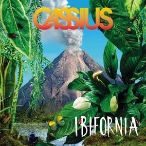 Cassius - Ibifornia (2LP+CD) (Because Music)