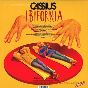Cassius - Ibifornia (2LP+CD)