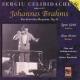 """Celibidache,Sergiu K""""ln 1957/Ein Deutsches Requiem"""