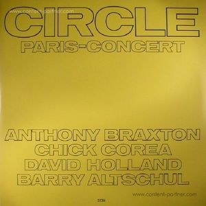 Circle - Paris Concert (2LP) (ECM Records)