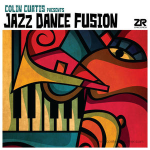Colin Curtis - Jazz Dance Fusion (Z Records)