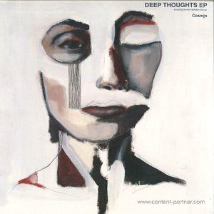"""Cosmjn - Deep Thoughts Ep (2x12"""") (ABartik)"""