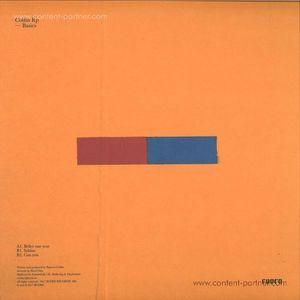 Costin Rp - Basics (Vinyl Only) (Ruere Records)
