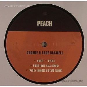 Cromie & Sage Caswell - Vines / Pyrex (Kyle Hall Remix)