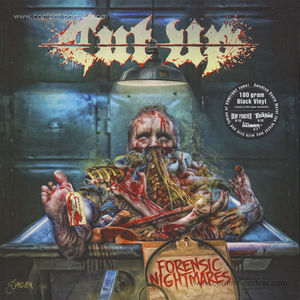 Cut Up - Forensic Nightmares, ltd 180 g Vinyl (Sony)