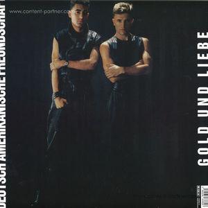 DAF - Gold und Liebe (LP reissue) (Grönland)