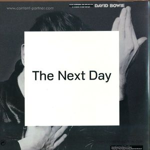 DAVID BOWIE - THE NEXT DAY (RCA)